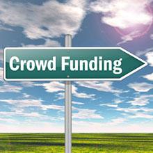crowdfunding sameningeld
