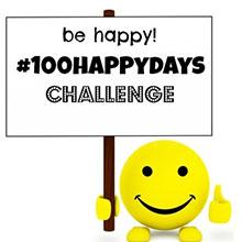 100happydays: daar word ik vrolijk van