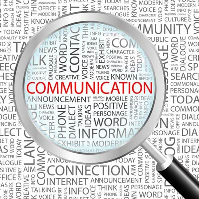 marketing menu communicatie